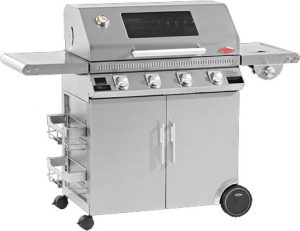BeefEater-4-Burner-1100s-Trolley