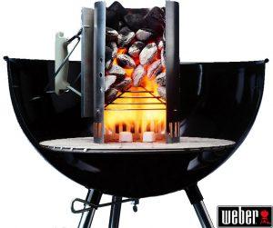 Weber-Chimney-Starter-How-to Use