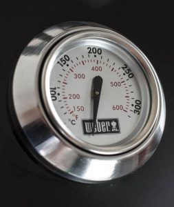 Weber-Thermometer